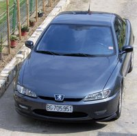2002 Peugeot 406 Overview