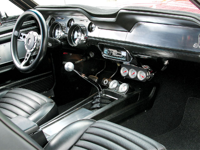 1967 ford mustang shelby gt500 interior interior
