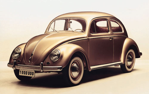 Picture of 1955 Volkswagen Beetle