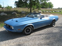 1973 Ford Mustang Base Convertible picture, exterior