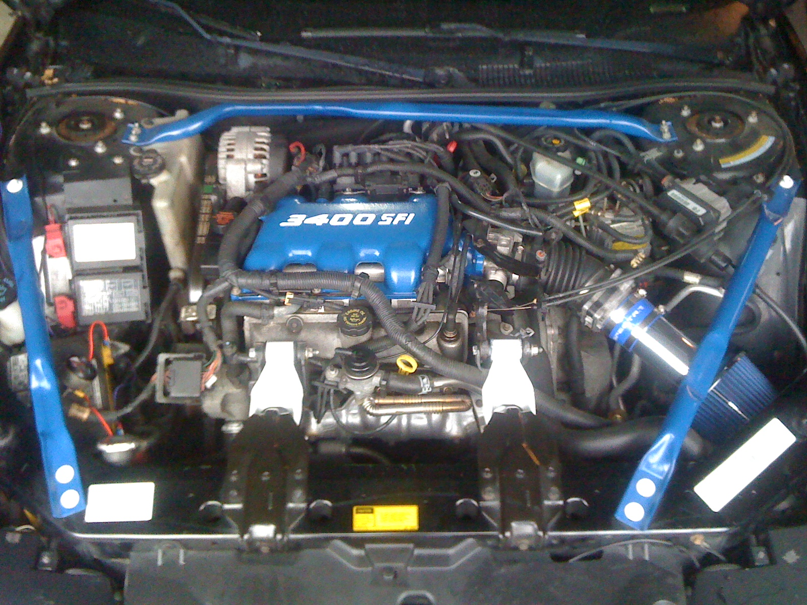 Chevrolet Monte Carlo Ls Pic