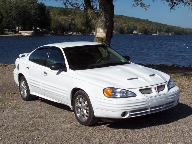 2002 Pontiac Grand Am - Overview