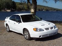 2002 Pontiac Grand Am Picture Gallery