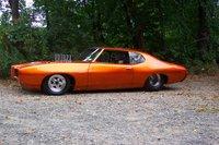 1969 Pontiac GTO, =), exterior
