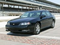 2004 Chevrolet Impala Overview
