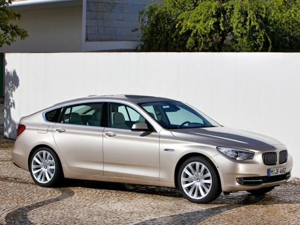Picture of 2010 BMW 5 Series Gran Turismo 550i