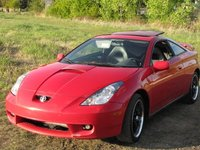 Picture of 2000 Toyota Celica GTS Hatchback, exterior