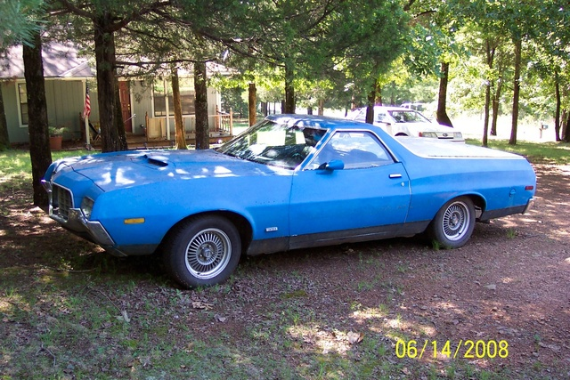 Picture of 1972 Ford Ranchero, exterior, gallery_worthy