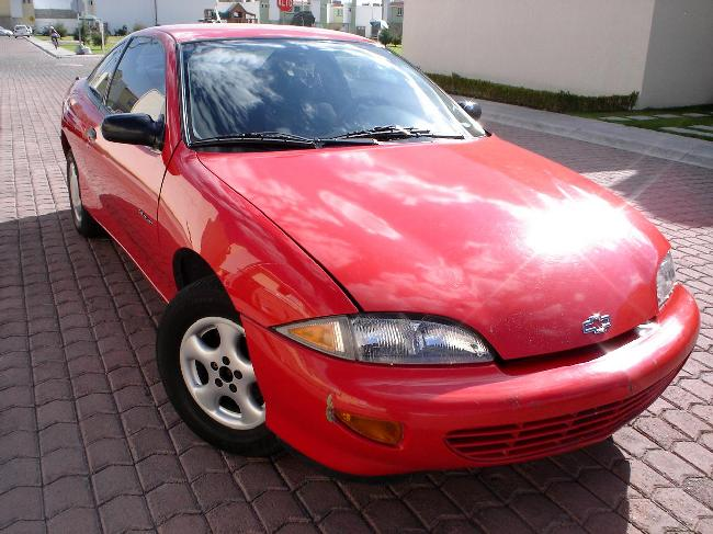 1998 Chevrolet Cavalier 2 Dr RS Coupe picture