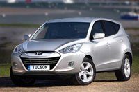 Picture of 2010 Hyundai Tucson Limited, exterior