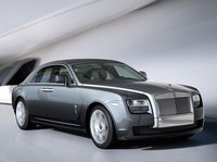 2013 Rolls-Royce Ghost Overview