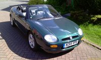 1996 MG F, for sale or swap for rs 125, exterior