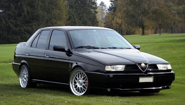 Picture of 1994 Alfa Romeo 155, exterior, gallery_worthy
