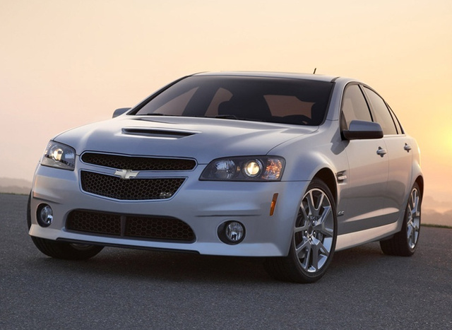 2011 Chevrolet Impala Overview Cargurus