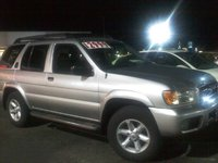 2004 Nissan Pathfinder SE 4WD, Its a 2004 Nissan Pathfinder. Yeah I am going stump jumpin.