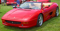 Picture of 1995 Ferrari F355, exterior