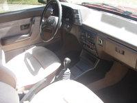 Picture of 1988 Volkswagen Fox, interior