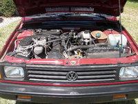 Picture of 1988 Volkswagen Fox, engine
