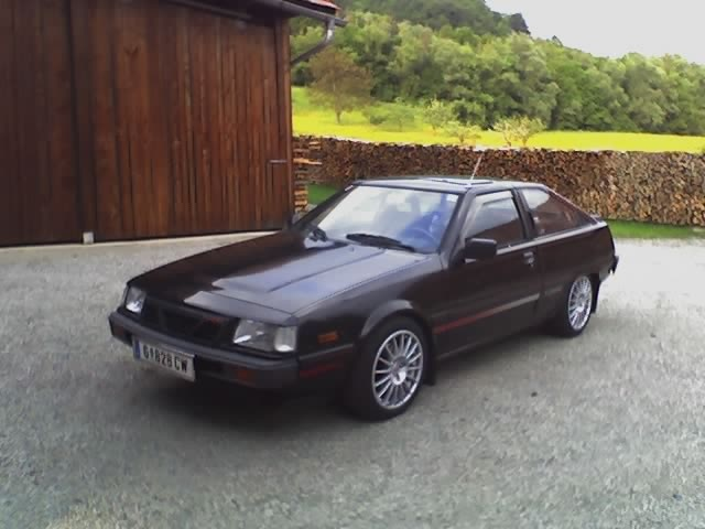 Picture of 1986 Mitsubishi Cordia