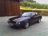 1986 Mitsubishi Cordia Overview