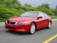 2008 Honda Accord Coupe Overview