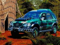 1998 Mercedes-Benz M-Class Overview