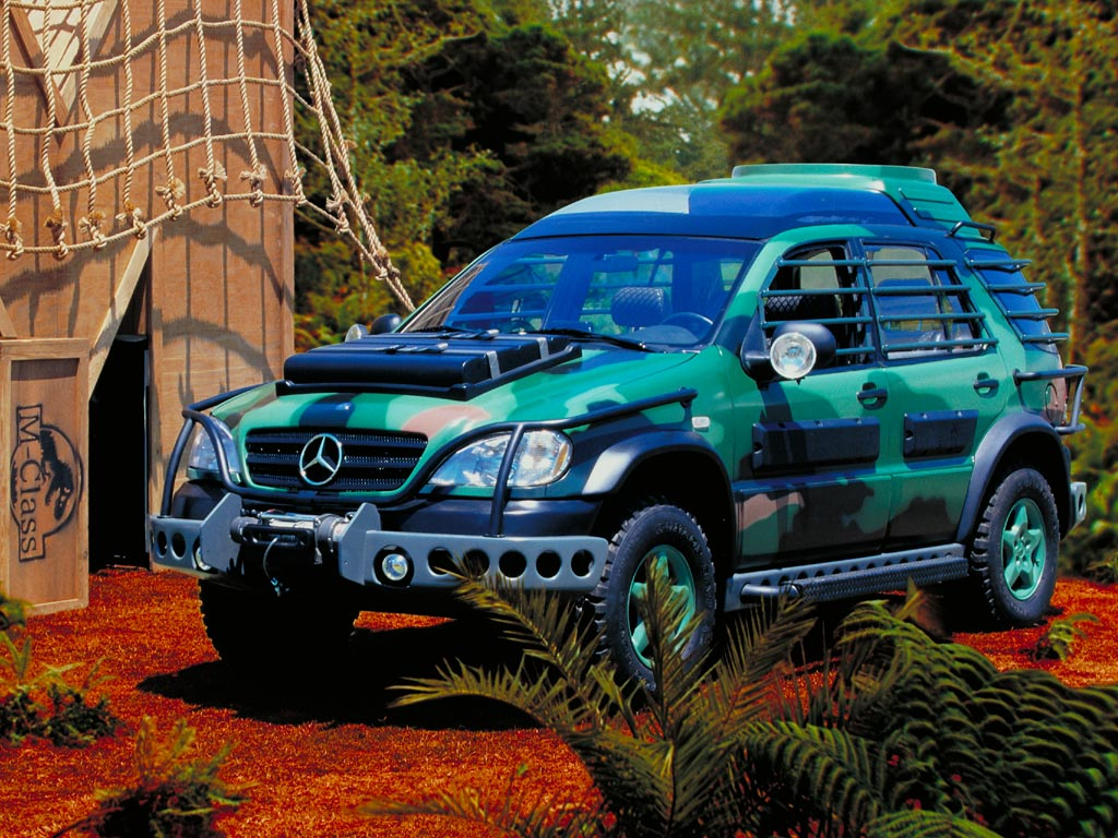 Picture of 1998 Mercedes-Benz M-Class