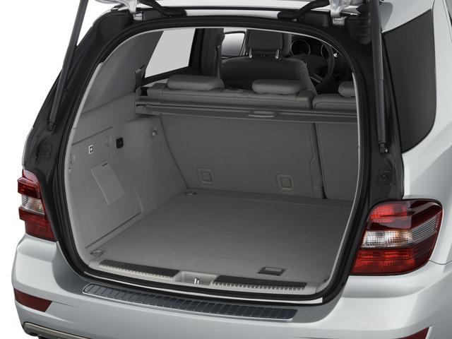 2010 Mercedes-Benz M-Class - Interior Pictures - CarGurus
