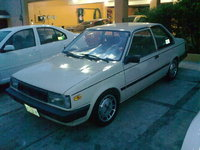 1986 Nissan Sentra Overview