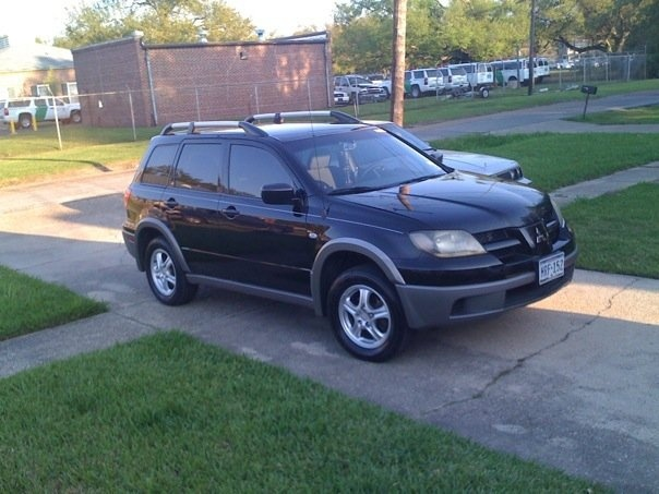 Picture of 2003 Mitsubishi Outlander LS