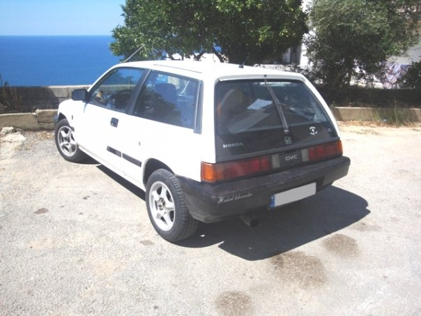 Picture of 1987 Honda Civic Base Wagon