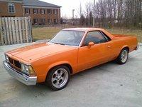 1981 Chevrolet El Camino, 81 El Camino...i traded this for my civic, exterior