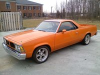 1981 Chevrolet El Camino, 81 El Camino...i traded this for my civic, exterior