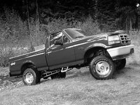 Picture of 1993 Ford F-150 XL Extended Cab SB, exterior