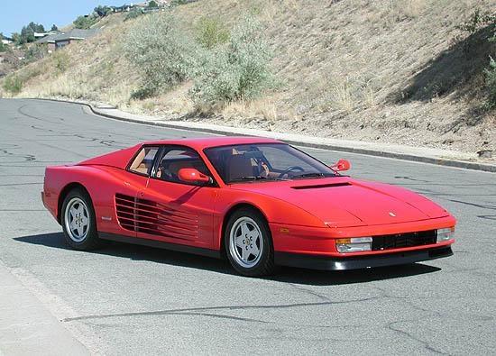 Picture of 1985 Ferrari Testarossa