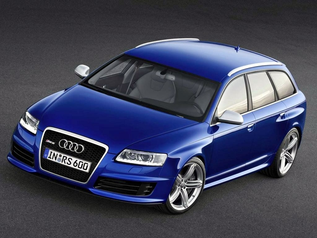 Audi Rs 6 Overview Cargurus