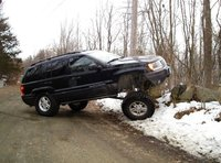 Picture of 2002 Jeep Grand Cherokee Overland, exterior, gallery_worthy