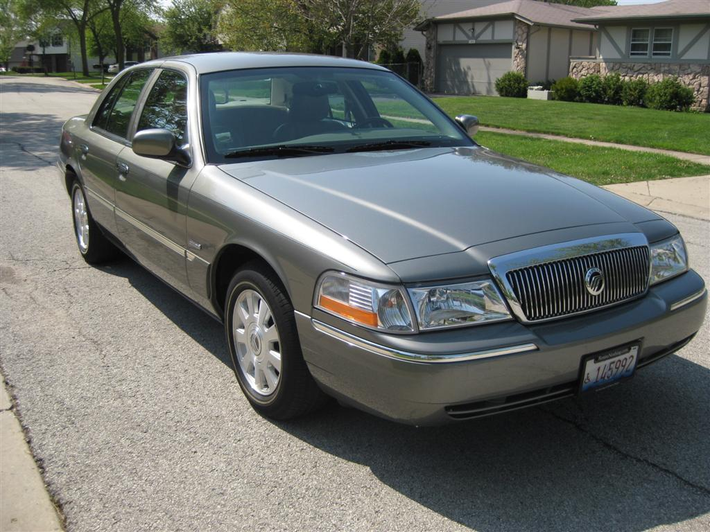 Picture of 2004 Mercury Grand Marquis LS  Ultimate