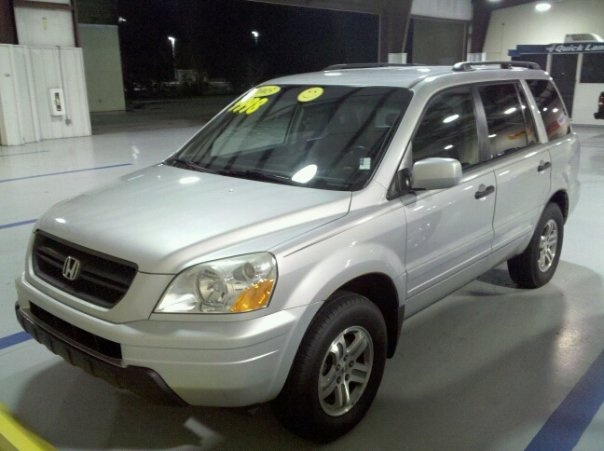 Picture of 2003 Honda Pilot LX AWD, exterior, gallery_worthy
