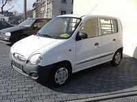 1998 Hyundai Atos Overview