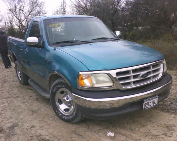 Picture of 1998 Ford E-150