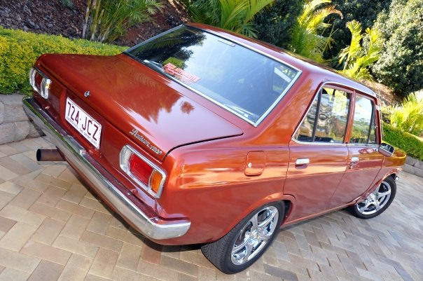 1972 Datsun 1200 Overview Cargurus