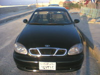Picture of 1999 Daewoo Lanos 4 Dr S Sedan, exterior