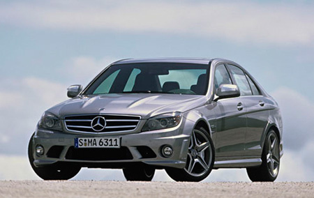 Picture of 2005 Mercedes-Benz C-Class 4 Dr C320 Sedan