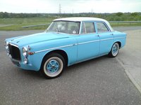 1972 Rover P5 Overview