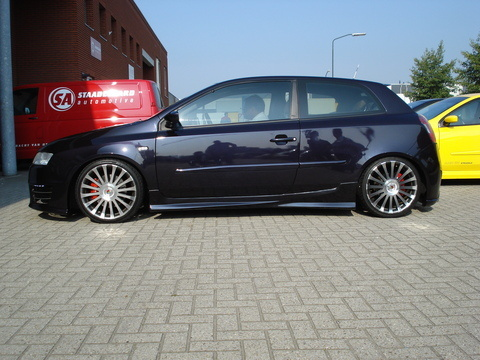 Picture of 2002 Fiat Stilo, exterior