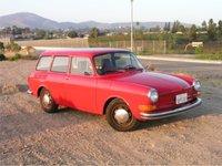 1971 Volkswagen Variant Overview
