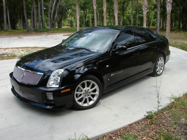 2007 cadillac sts v overview cargurus. Black Bedroom Furniture Sets. Home Design Ideas