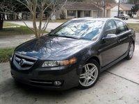 2007 Acura TL Base, my new 2007 TL hehe, exterior