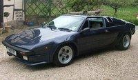 1988 Lamborghini Jalpa Overview